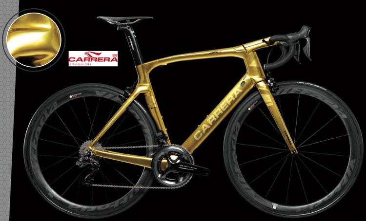 La bici da corsa per professionisti AR01 specialedition carrera 2019