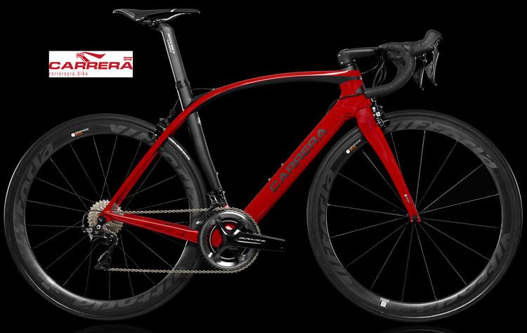 La bici da corsa Carrera Phibra Next  2019