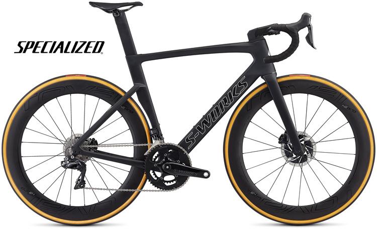 LA bicicletta da corsa top di gamma Specialized S-Works Venge 2019
