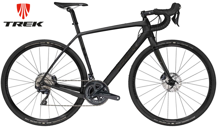 La bici da corsa Trek Madone SL 6 2019