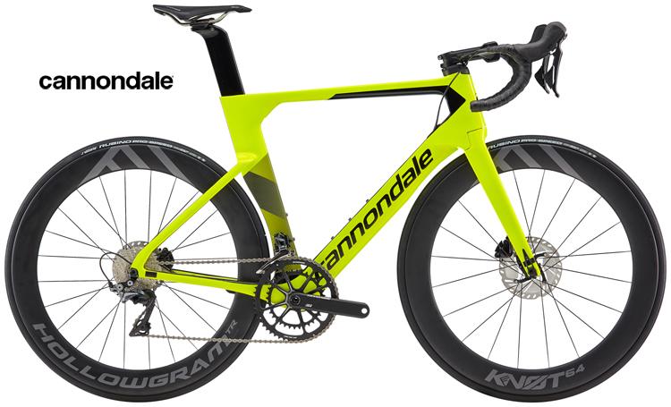 Una bicicletta da corsa SystemSix Carbon Dura-Ace anno 2019