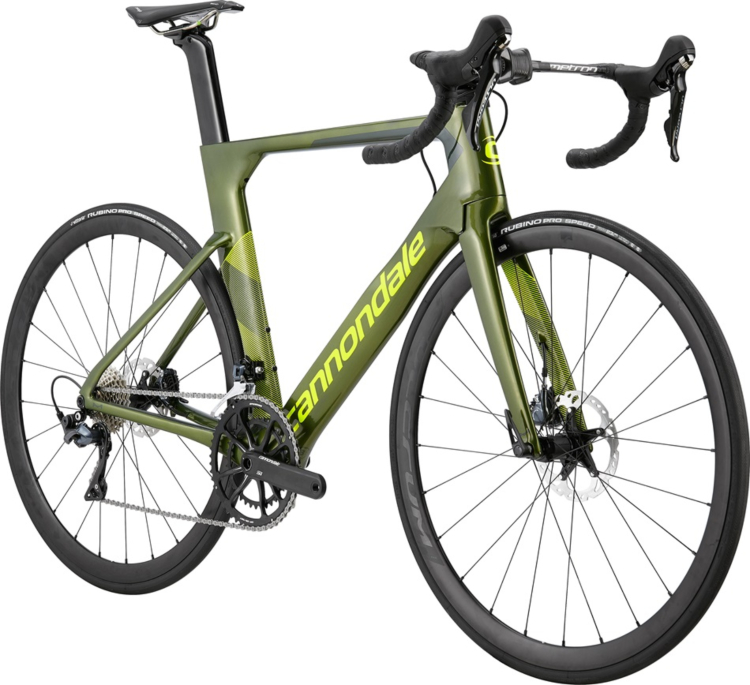 SystemSix Carbon Ultegra di Cannondale
