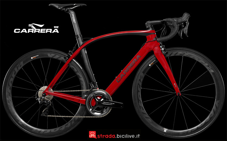Bici da corsa Carrera Phibra Next 2019