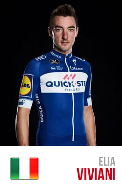Elia Viviano campione italiano di ciclismo 2018