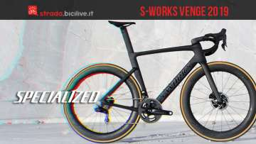 La bici da corsa top di gamma Specialized S-Works Venge 2019