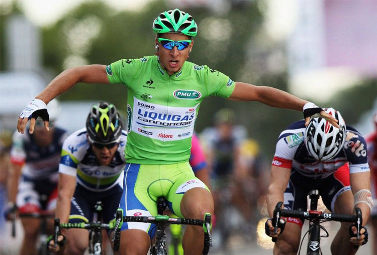 prime vittorie al Tour con la Liquigas