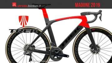 Trek Madone SLR e SL 2019: bici da corsa fascia alta
