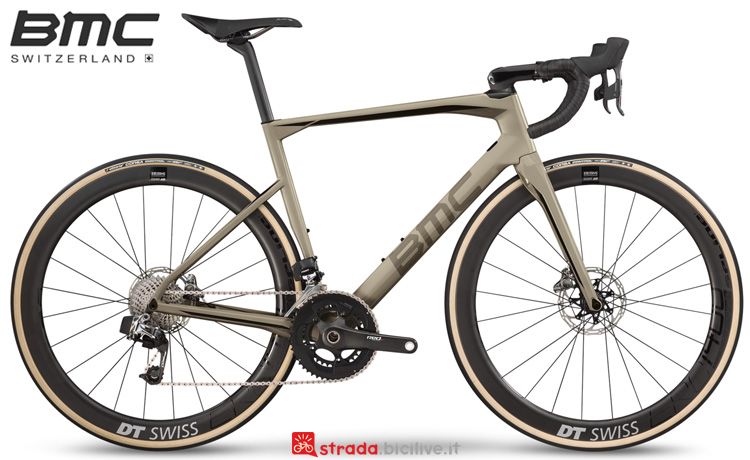 Una bdc BMC Roadmachine 01 Two
