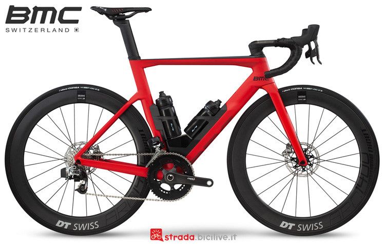 Una dbc aero BMC Timemachine Road 01 Two anno 2019