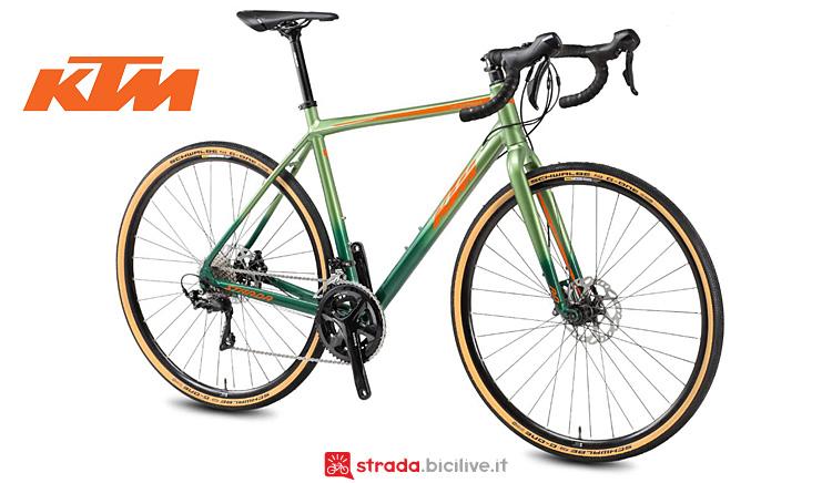 bici gravel KTM X-Strada 2019