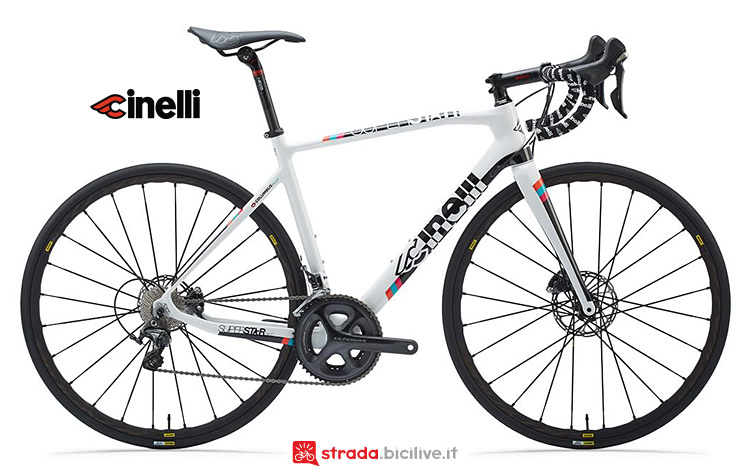 Super Star Disc top di gamma Cinelli 2019