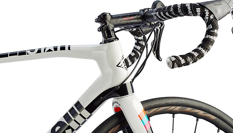 bicicletta Cinelli in acciaio Colombus