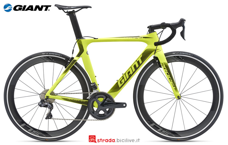 Una bdc Giant Propel Advanced 0 dal catalogo 2019