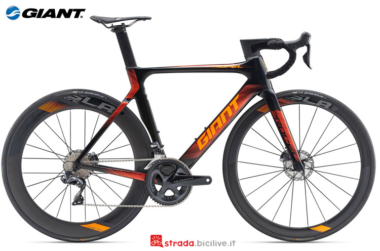 GiantUna bdc  Propel Advanced Pro Disc