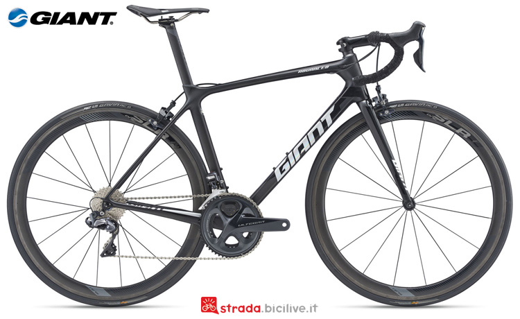 Una bdc Giant TCR Advanced Pro 0