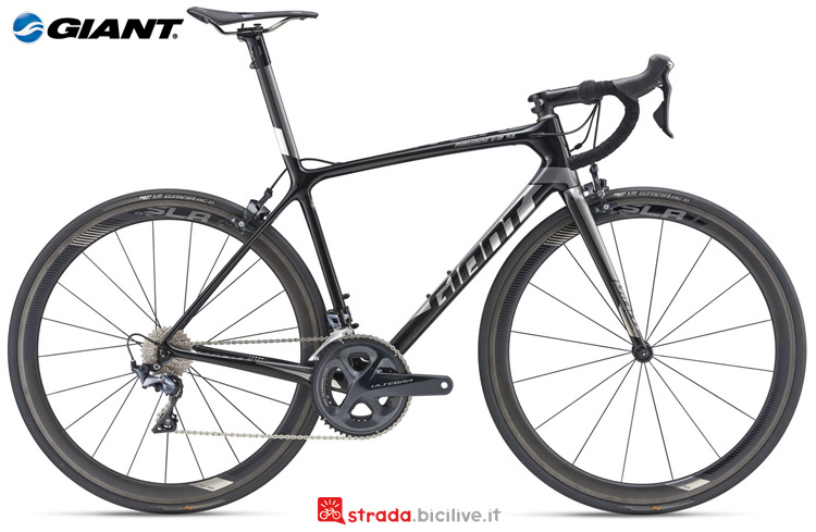 Una bdc Giant TCR Advanced SL 2