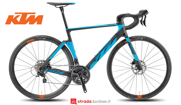 bdc in carbonio KTM Revelator Lisse Elite 2019