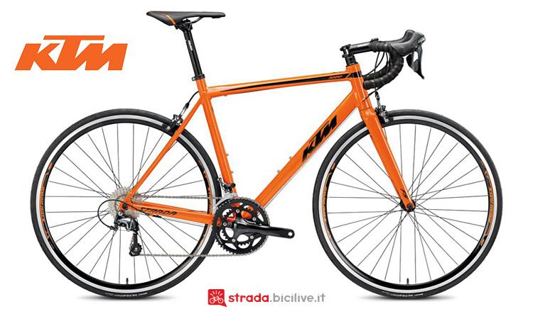 bici allround KTM Strada 1000