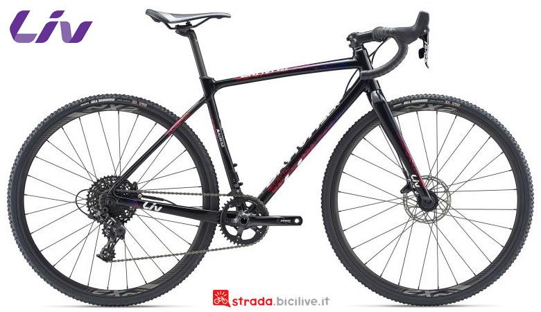 Una bicicletta da ciclocross Liv Brava SLR 2019