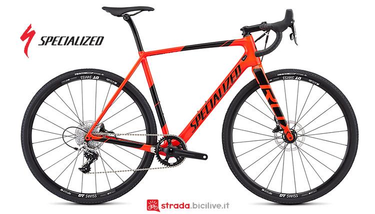 bici da ciclocross Specialized Crux 2019