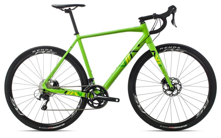Orbea Terra H30-D verde