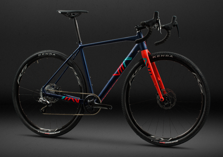 Orbea Terra H31-D forcella carbonio