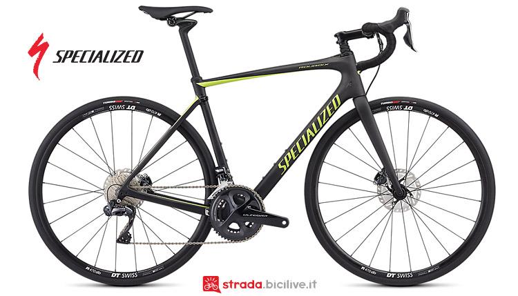 Specialized Roubaix Comp con Ultegra Di2