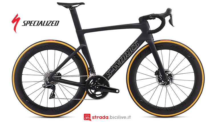 Specialized S-Works Venge top di gamma 2019