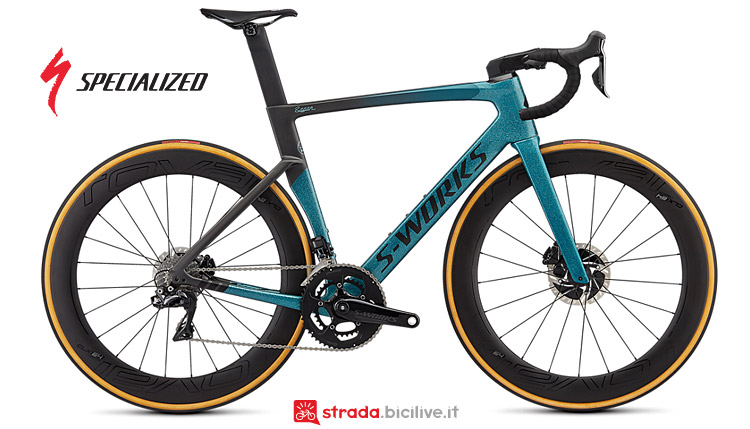 Specialized S-Works Venge Disc Sagan Collection