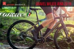 bici gravel Wilier Jena 2019