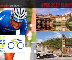 collage di immagini per il World Press Cycling Championship 2019