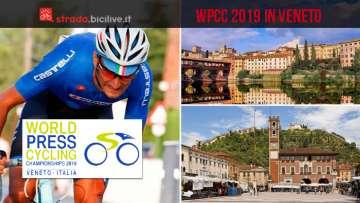 collage di immagini per il World Press Cycling Championship 2019