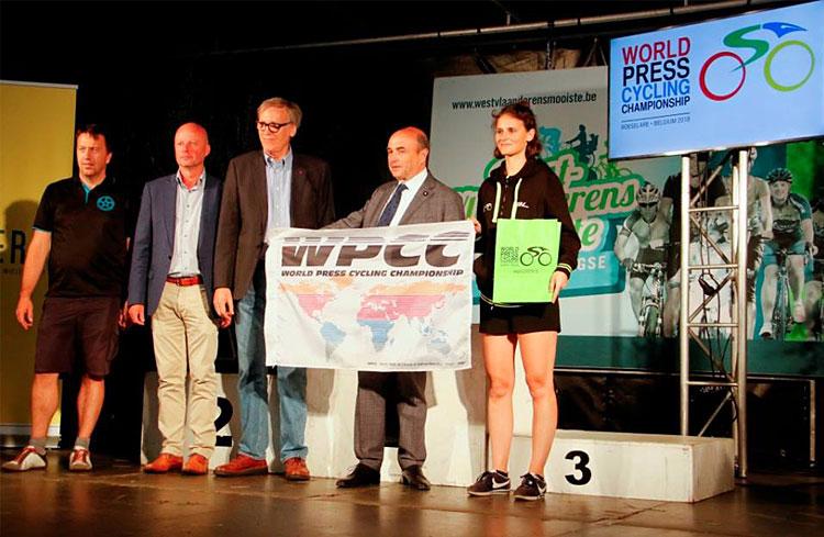 assegnazione del Campionanto Mondiale di Ciclismo per Giornalisti 2019