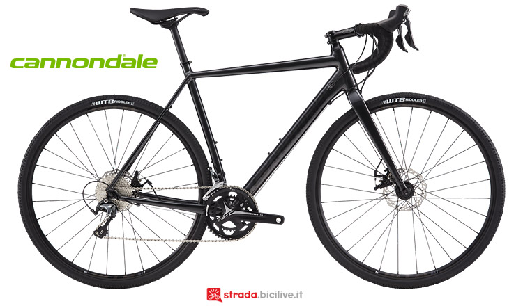 bdc da ciclocross entry level Cannondale CAADX 2019