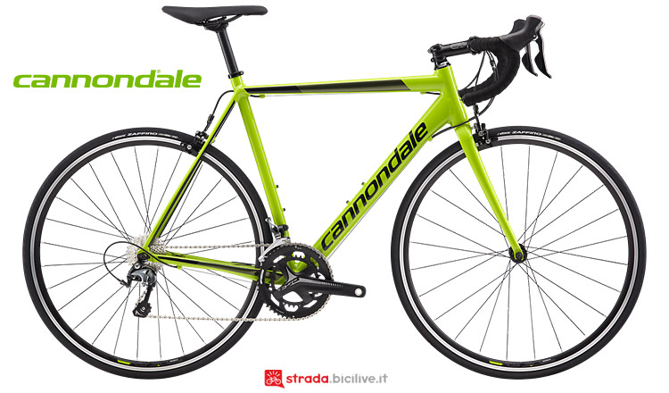 Cannondale CAAD Optimo 2019 entry level
