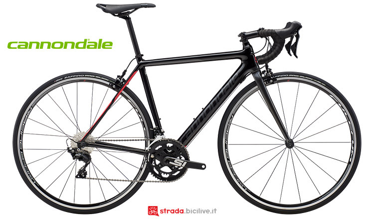 Cannondale SuperSix Evo Carbon 2019 da donna