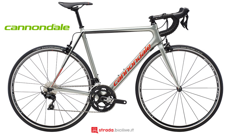 bdc Cannondale SuperSix dal catalogo 2019