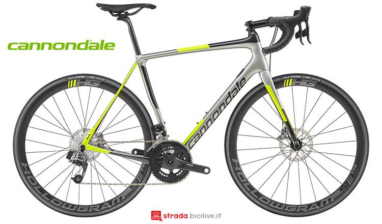 bici Cannondale Synapse Hi Mod con gruppo SRAM Red eTape