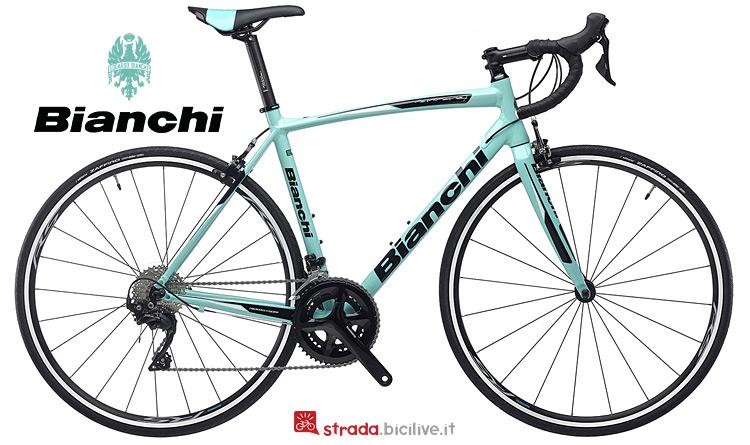 versione economica della Bianchi Via Nirone 7 2019