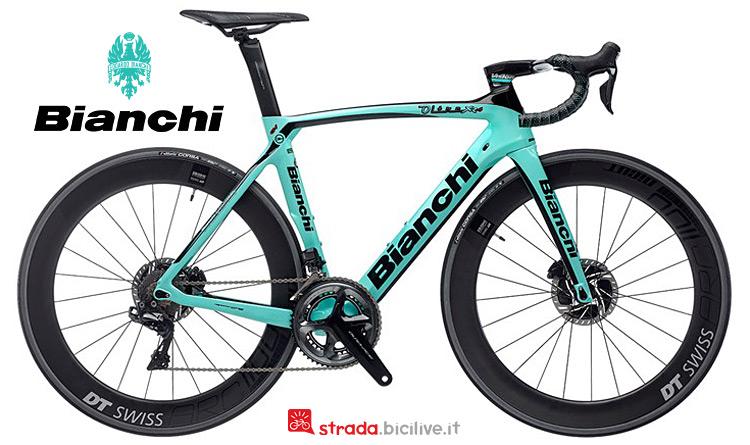bici Bianchi 2019 più cara Oltre XR4 disc