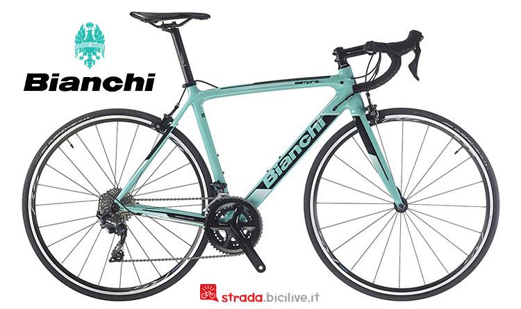 serie economica racing Bianchi Sempre Pro 2019