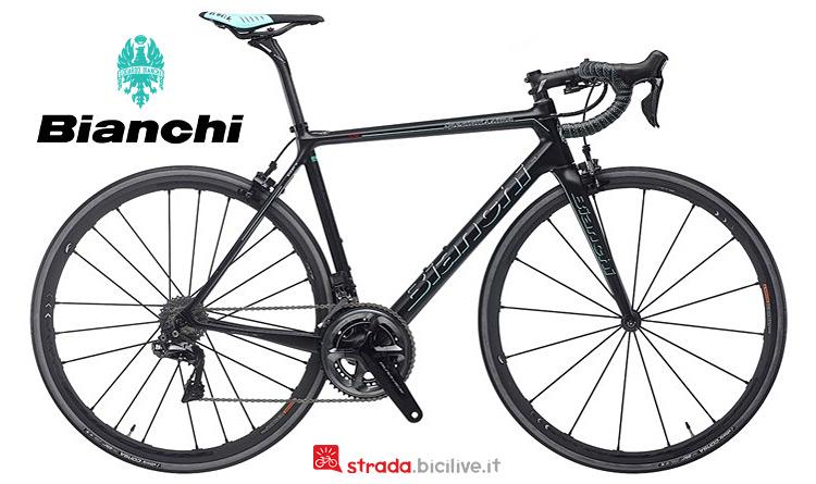 bici super leggera Bianchi Specialissima 2019