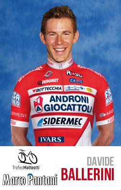 Davide Ballerini vincitore del Memorial Pantani e del Trofeo Matteotti