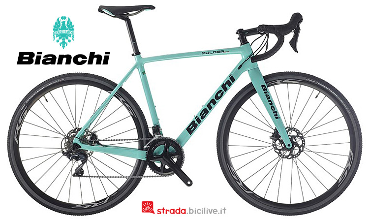 bici da ciclocross Bianchi Zolder Pro 2019