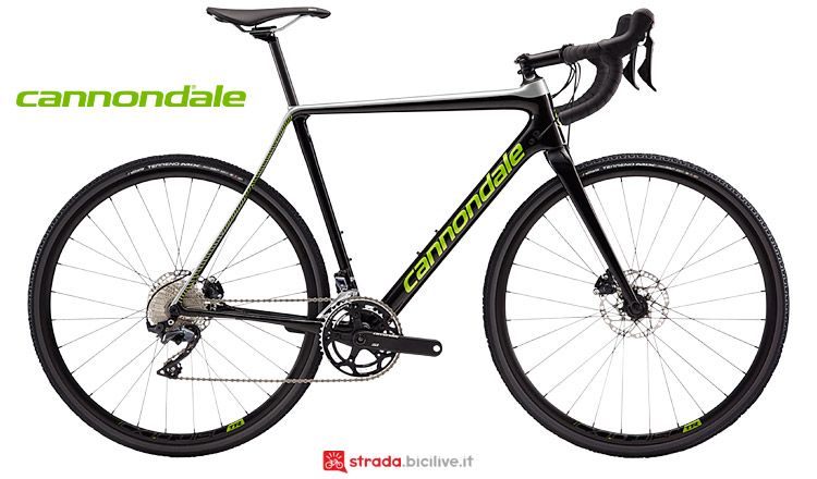 Cannondale SuperX dal catalogo ciclocross 2019