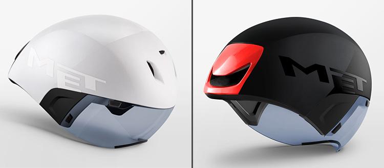 colorazioni del casco MET codatronca