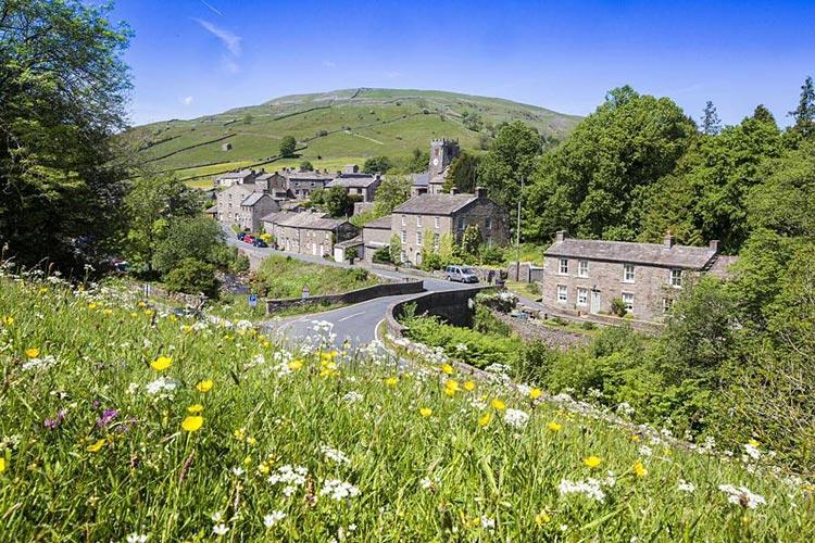 paesaggio dello Yorkshire