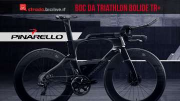 bici da triathlon Pinarello Bolide TR+ 2019