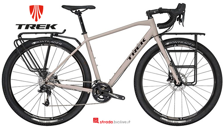 Bicicletta da cicloturismo Trek 920 Disc catalogo 2019
