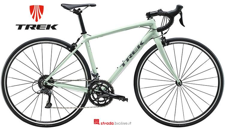 Bici women Trek Domane AL2 Womens gamma 2019